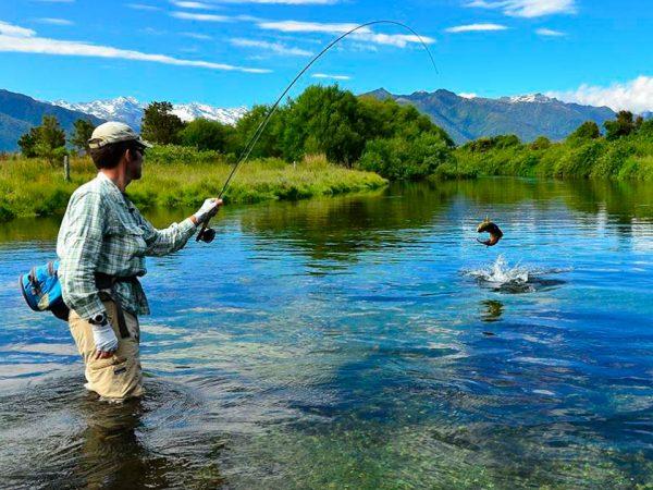 Split Apple Retreat Fishing