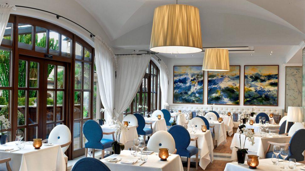 St Regis Mardavall Mallorca Resort Aqua Restaurant