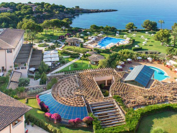St Regis Mardavall Mallorca Resort Areal View