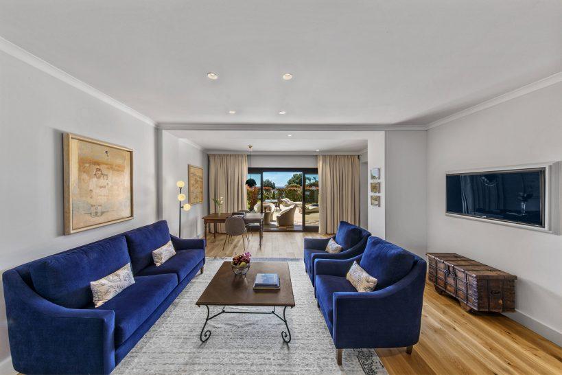 St Regis Mardavall Mallorca Resort Blue Oasis Suite
