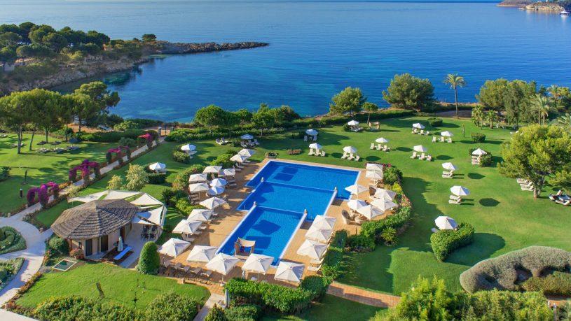 St Regis Mardavall Mallorca Resort Exterior