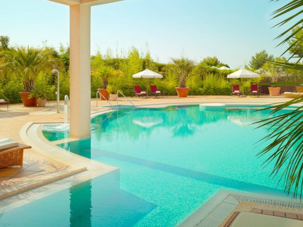 St Regis Mardavall Mallorca Resort Exterior swimming Pool