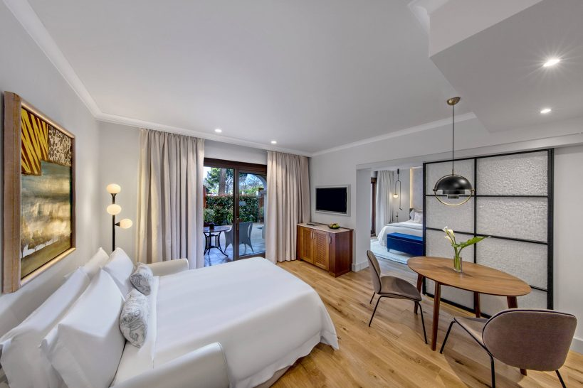 St Regis Mardavall Mallorca Resort Family Room