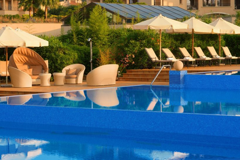 St Regis Mardavall Mallorca Resort In Badia