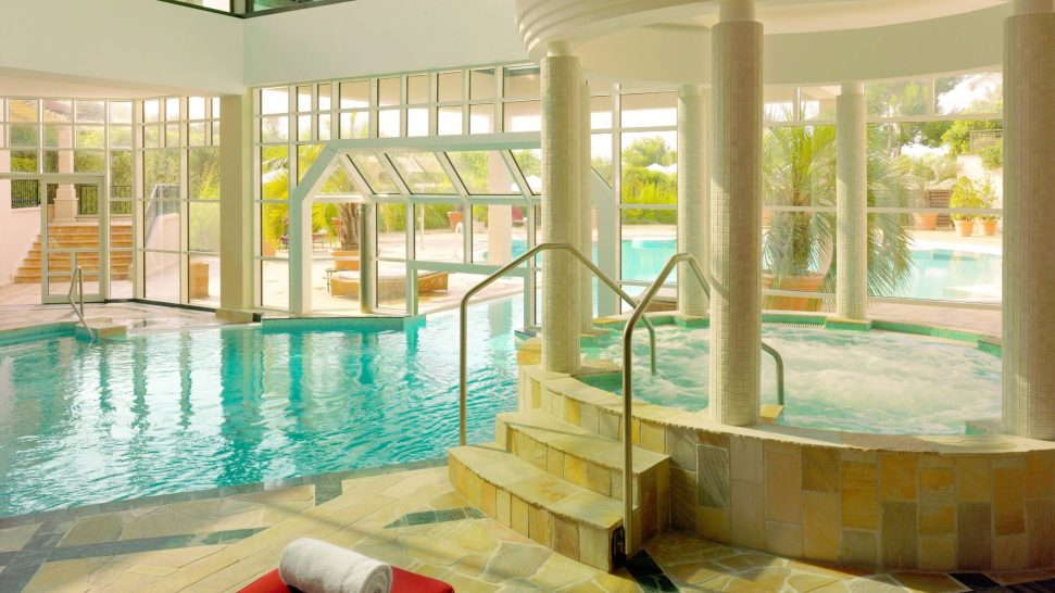 St Regis Mardavall Mallorca Resort Indoor Pool