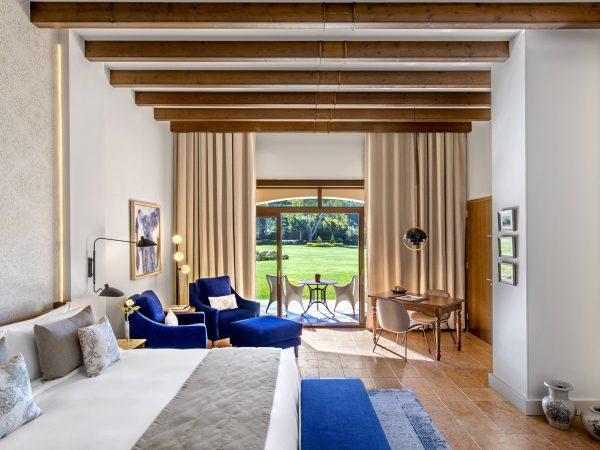 St Regis Mardavall Mallorca Resort Junior Suite 1 Double, Garden view, Garden access
