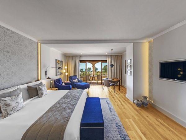 St Regis Mardavall Mallorca Resort Junior Suite 1 Double, Seafront