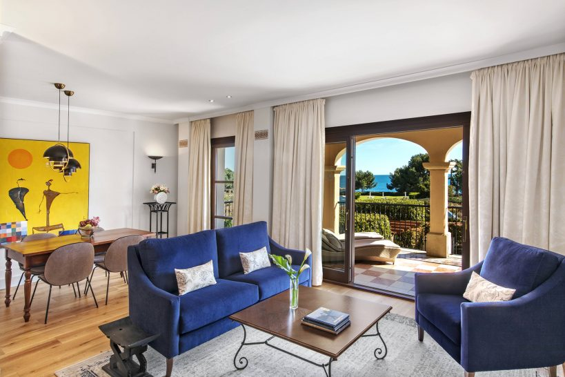 St Regis Mardavall Mallorca Resort Ocean One Suite