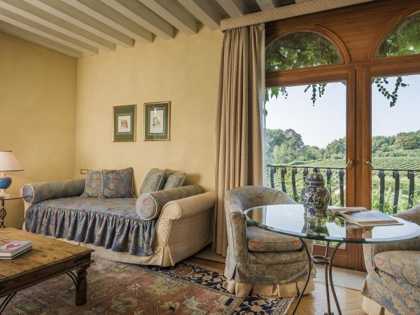 The Albereta Relais And Chateaux Suite Contadi Castaldi
