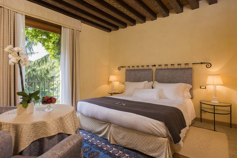The Albereta Relais and Chateaux Classic Rooms