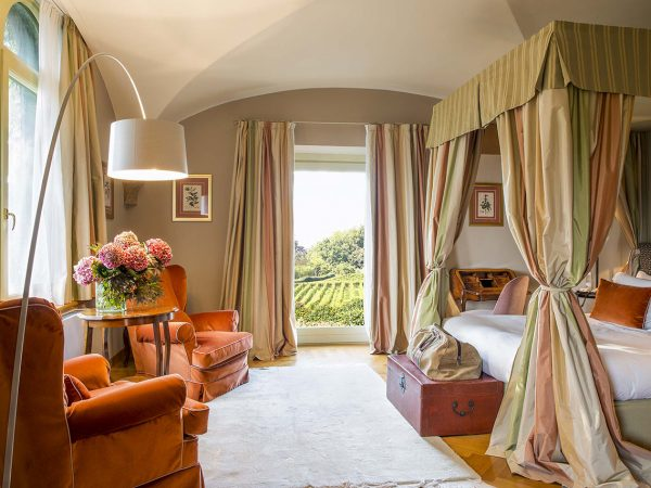 The Albereta Relais and Chateaux Junior Suite