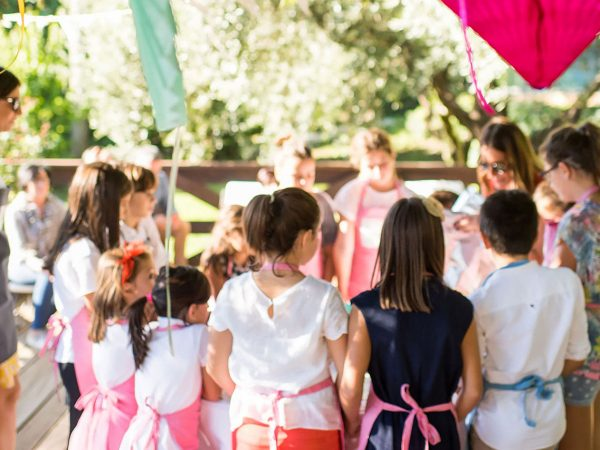 The Albereta Relais and Chateaux Matys Kids Club