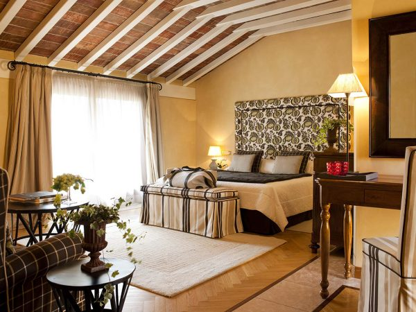 The Albereta Relais and Chateaux Superior Rooms