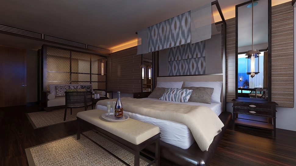 The Apurva Kempinski Bali Cliff Private Pool Junior Suite