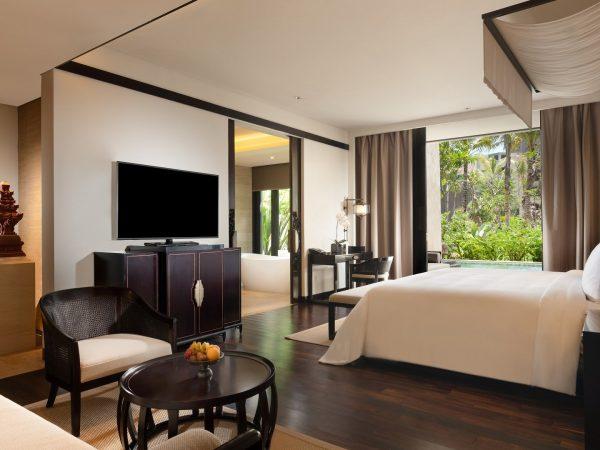 The Apurva Kempinski Bali Grand Deluxe Lagoon Room