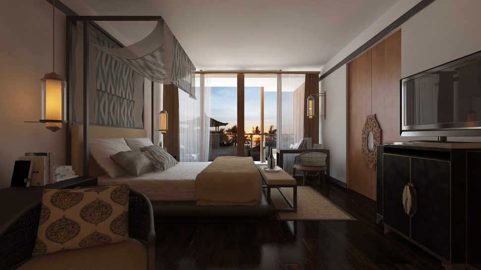 The Apurva Kempinski Bali Grand Deluxe Room