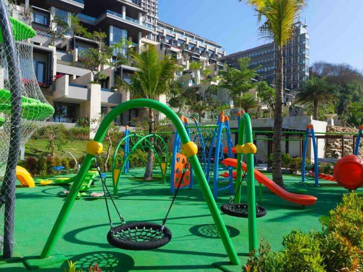 The Apurva Kempinski Bali Kids Club