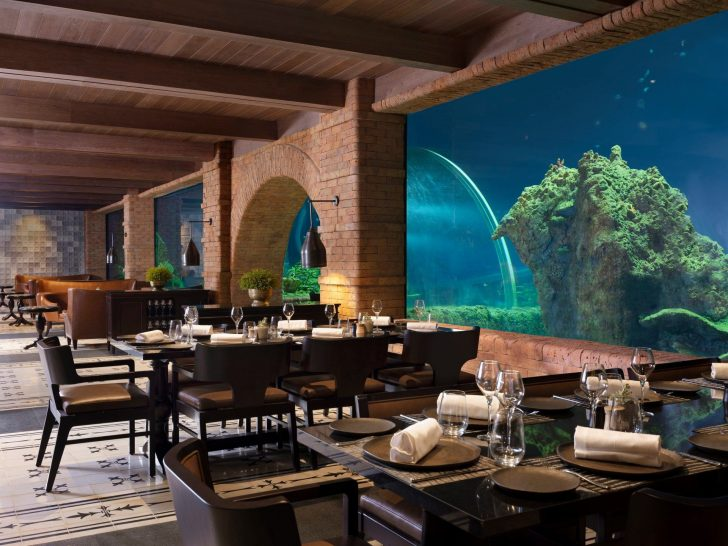 The Apurva Kempinski Bali Koral Restaurant
