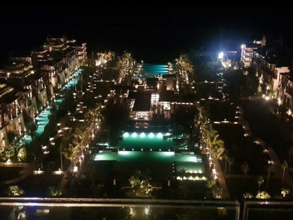 The Apurva Kempinski Bali Night