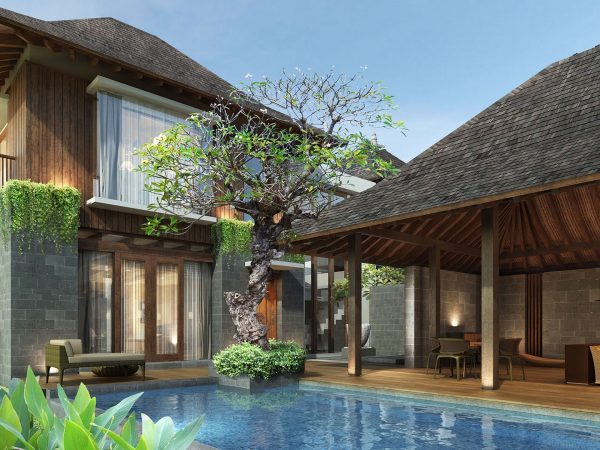 The Apurva Kempinski Bali Nusantara Presidential Villa