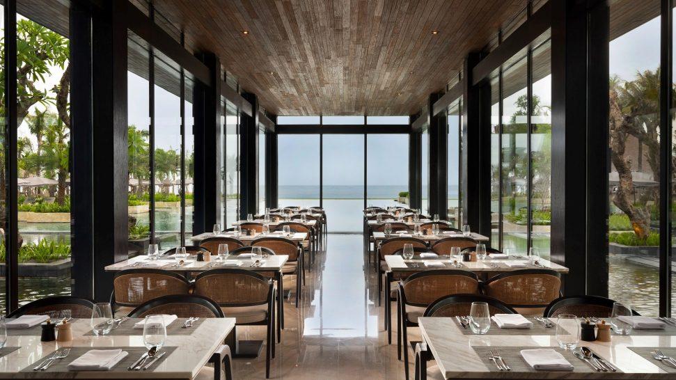 The Apurva Kempinski Bali Pala Restaurant and Rooftop Bar