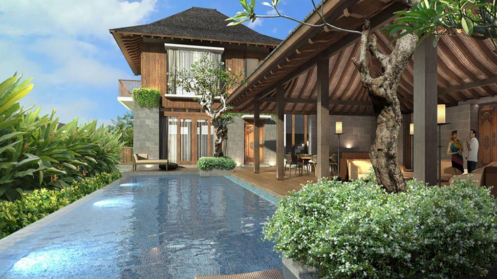 The Apurva Kempinski Bali Singhasari One Bedroom Villa