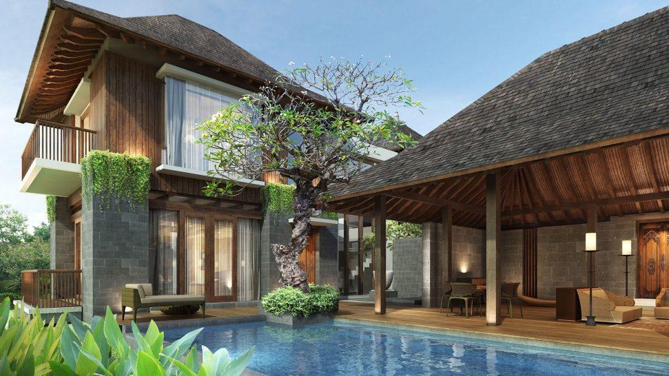 The Apurva Kempinski Bali Sriwijaya Two Bedroom Villa