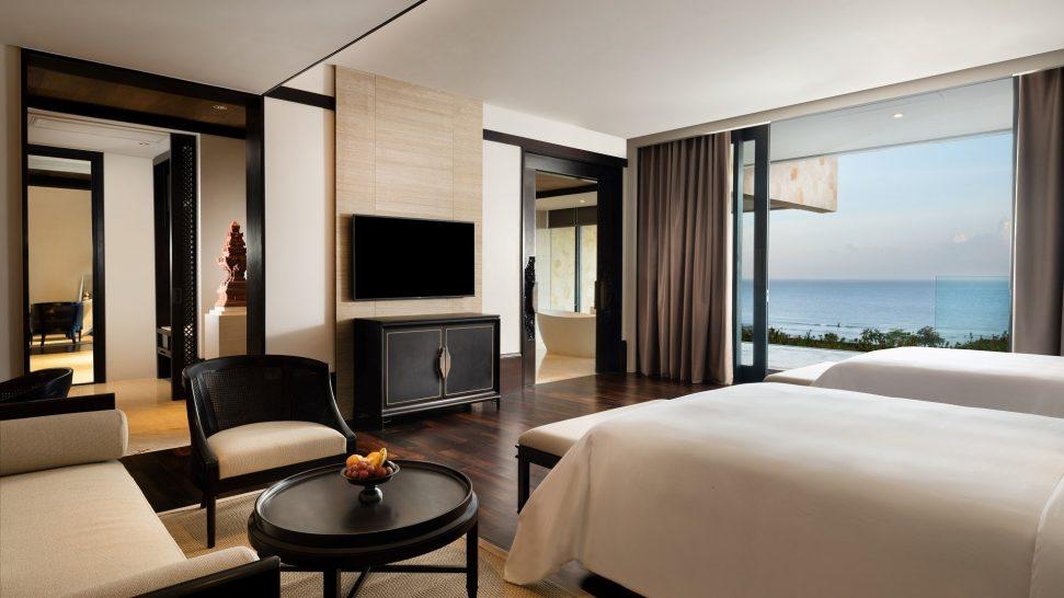 The Apurva Kempinski Bali The Apurva Prestige Ocean Suite