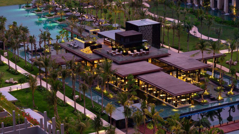 The Apurva Kempinski Bali View