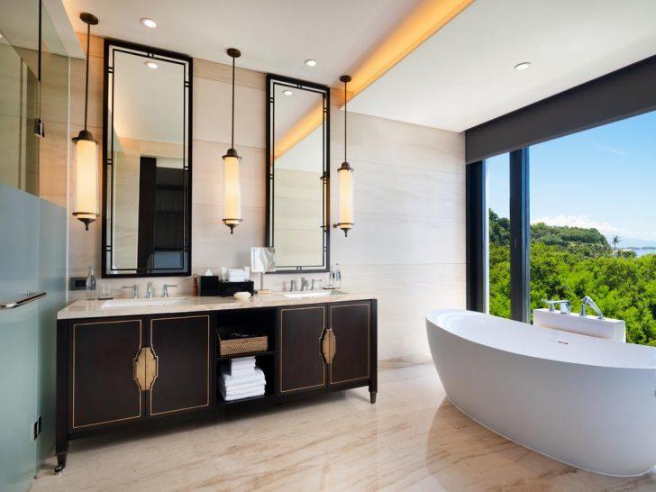 The Apurva Kempinski Bali grand deluxe bathroom