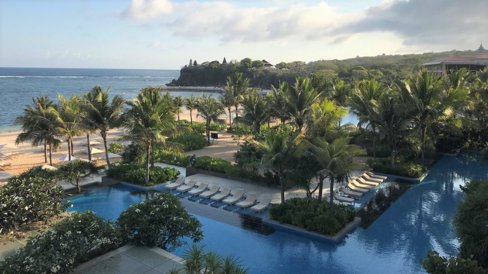 The Apurva Kempinski Bali pool