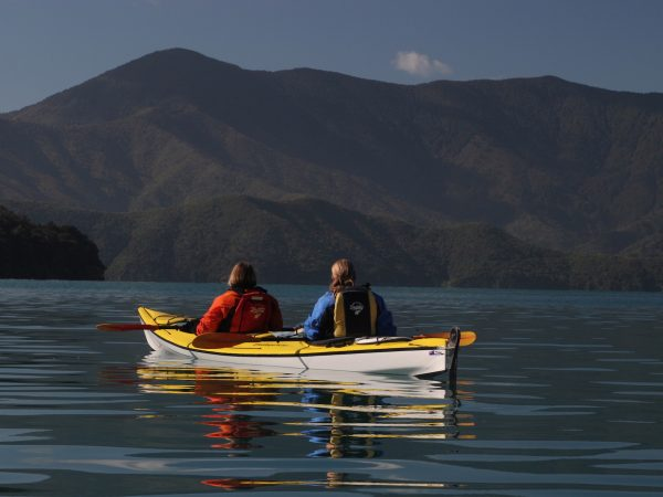 The Marlborough Lodge Kayak