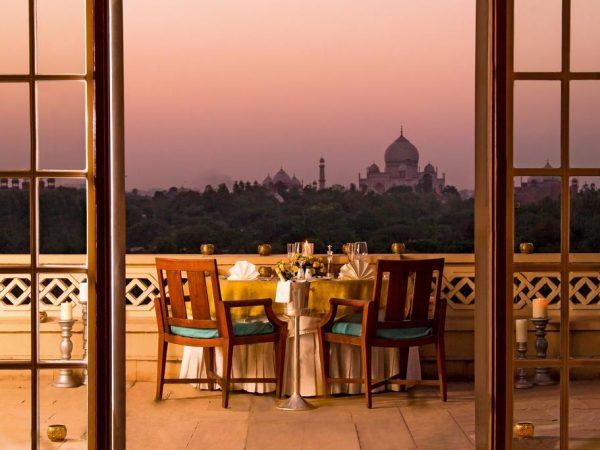 The Oberoi Amarvilas, Agra Evening
