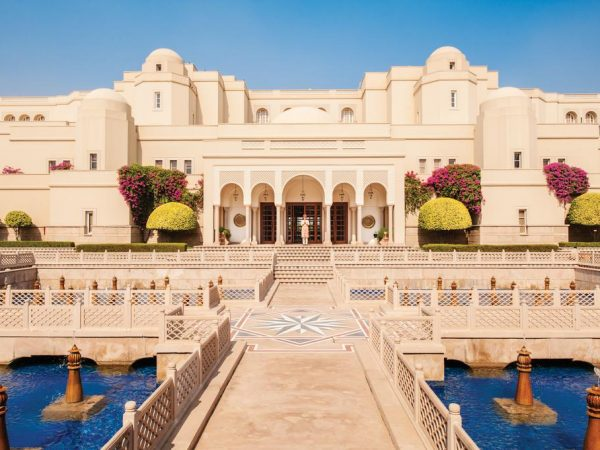 The Oberoi Amarvilas, Agra Front