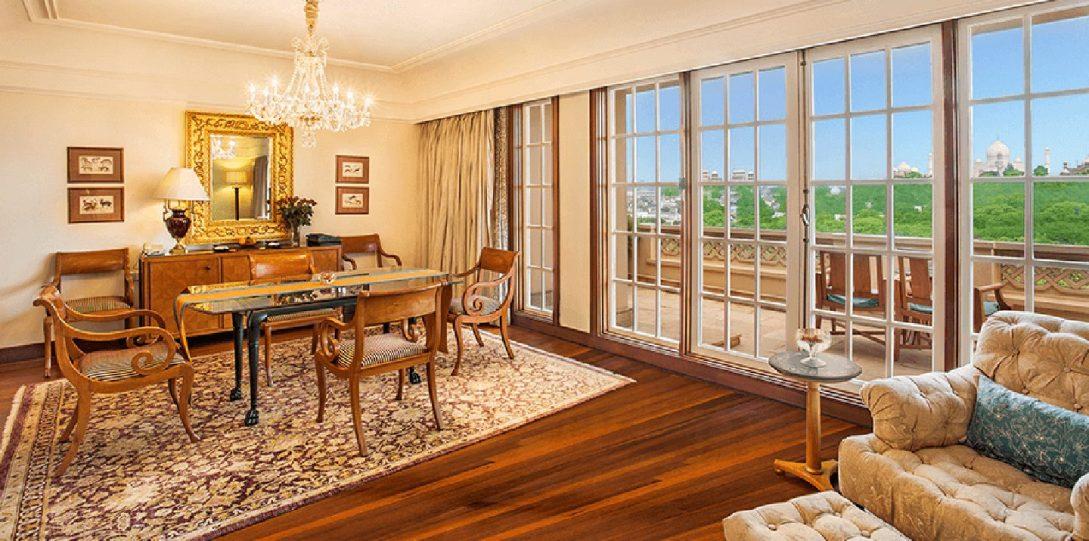 The Oberoi Amarvilas, Agra Luxury Suite
