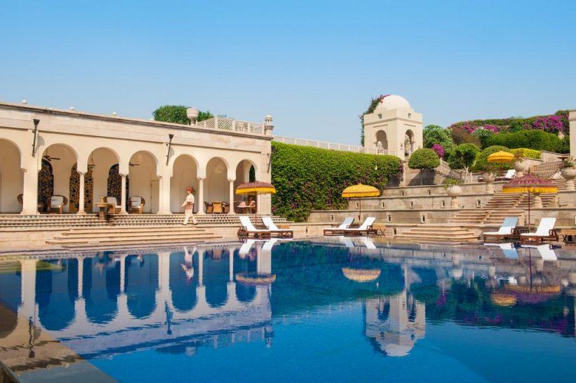 The Oberoi Amarvilas, Agra Pool