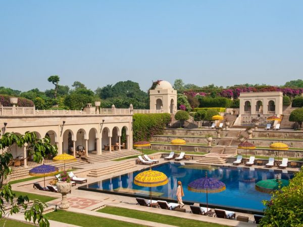 The Oberoi Amarvilas, Agra Side