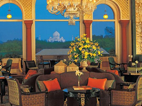 The Oberoi Amarvilas, Agra The Lounge