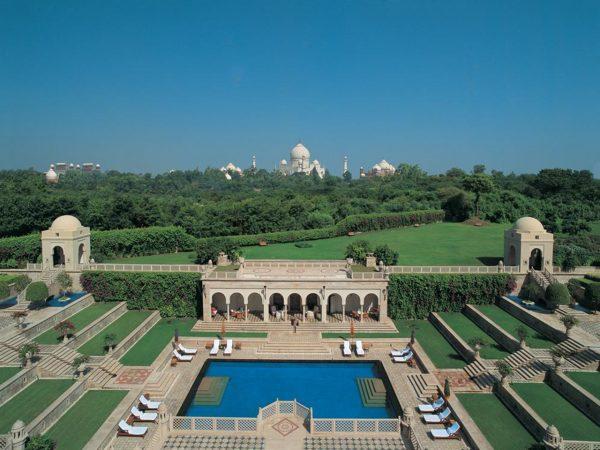The Oberoi Amarvilas, Agra View