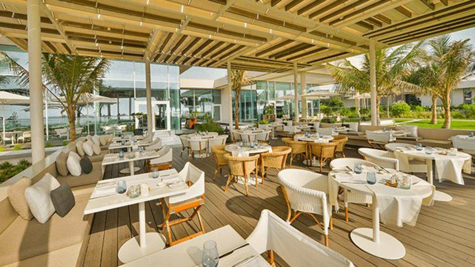 The Oberoi Beach Resort Al Zorah Aquario