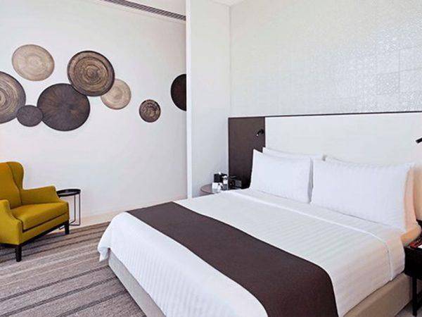 The Oberoi Beach Resort Al Zorah Deluxe Suites with Private Garden