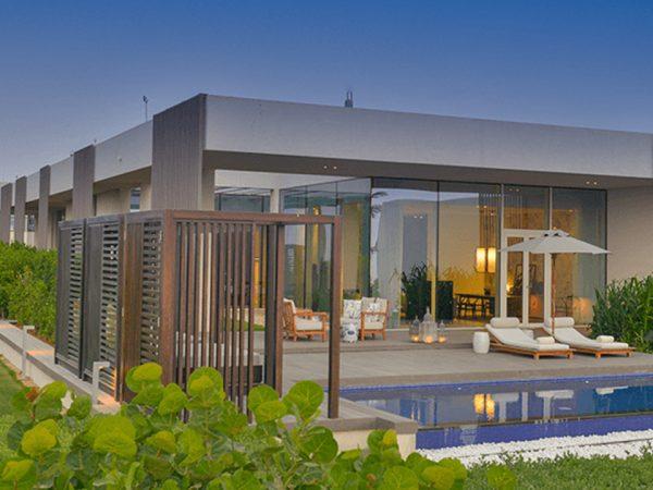 The Oberoi Beach Resort Al Zorah Exterio