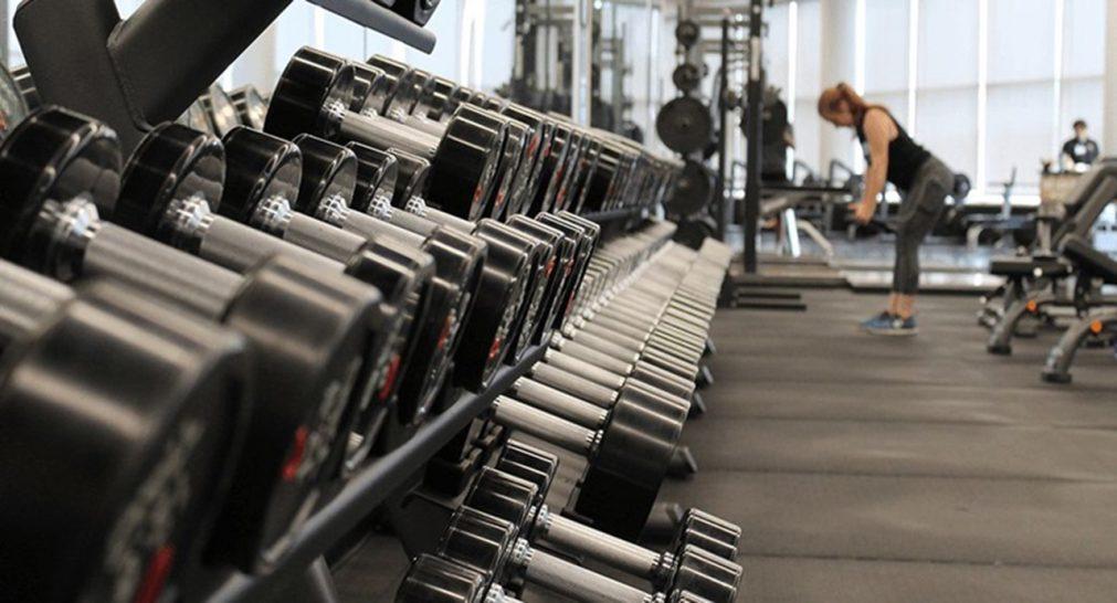 The Oberoi Beach Resort Al Zorah Gym