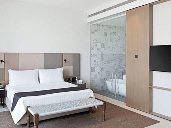 The Oberoi Beach Resort Al Zorah Premier Rooms with Private Gardens