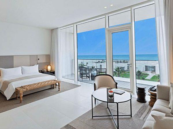 The Oberoi Beach Resort Al Zorah Premier Rooms with Private Terrace