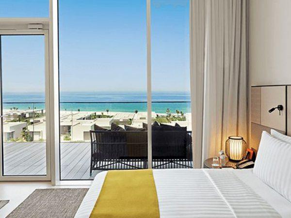 The Oberoi Beach Resort Al Zorah Premier Suites with Private Terrace