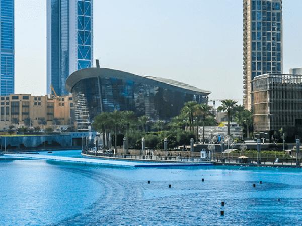 The Oberoi Beach Resort Al Zorah View