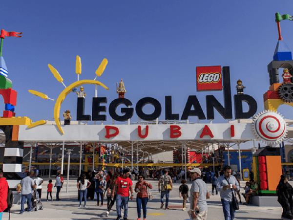 The Oberoi Beach Resort Al Zorah Visit to Legoland