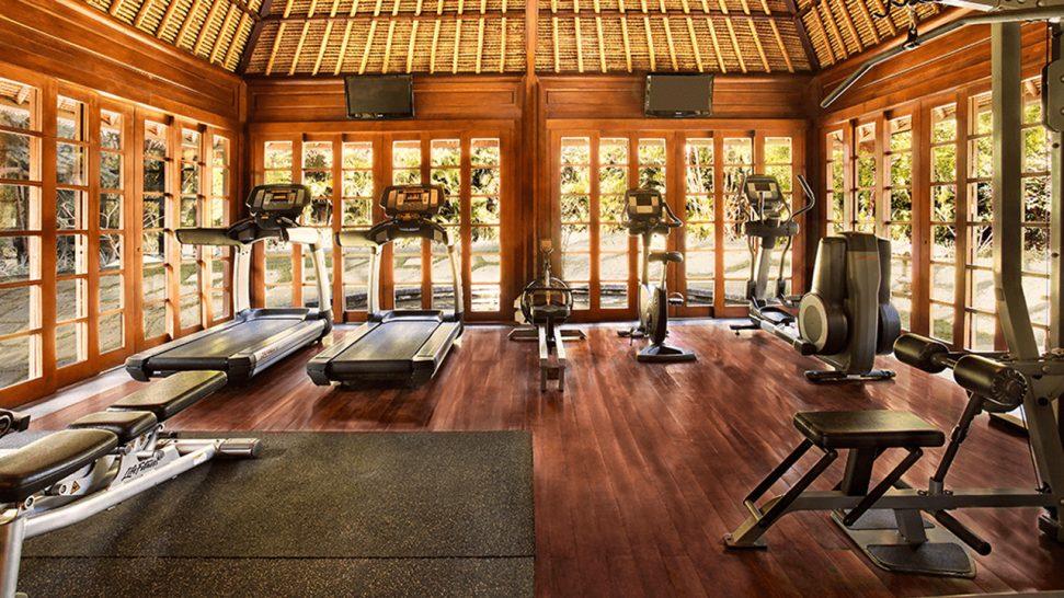 The Oberoi Beach Resort Bali Gym