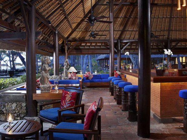 The Oberoi Beach Resort Bali Kayu Bar